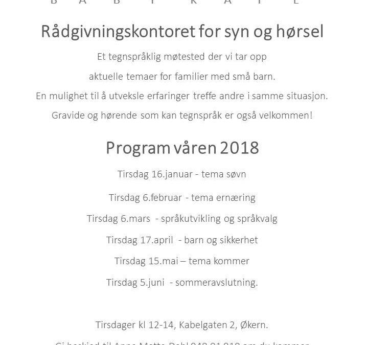 Babykafe 2018