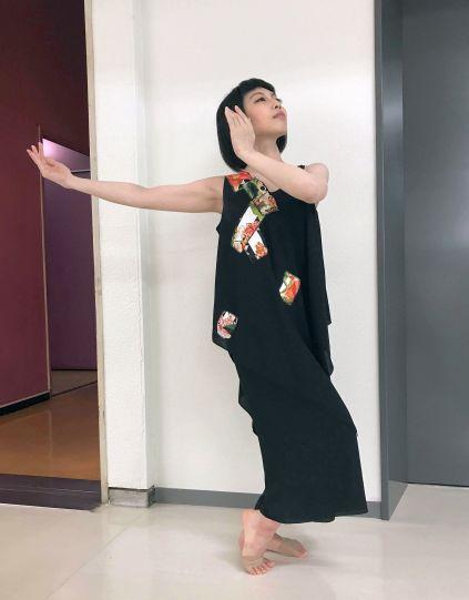 Moderne dans med Ayana Ishihara