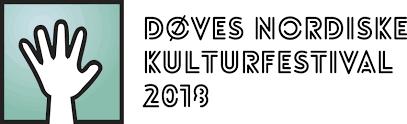 Døves nordiske kulturfestival 2018 2.-5. august i København