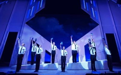 Tegnspråktolket teater i Oslo søndag 9. desember kl. 16.00