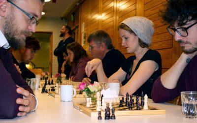Fin artikkel om sjakk-treff