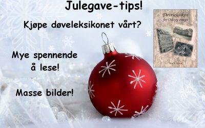 Juletips – kjøp DØVELEKSIKON