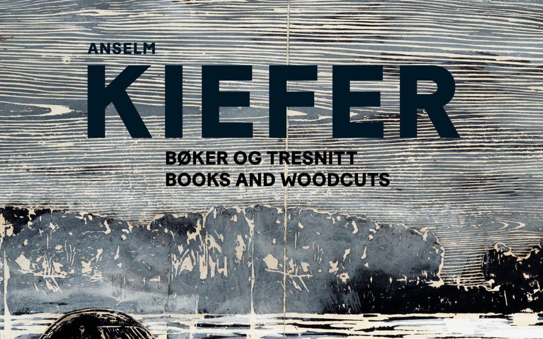 Live digital omvisning «Anselm Kiefer – bøker og tresnitt» med digital tegnspråktolk fredag 24. april kl. 12.00
