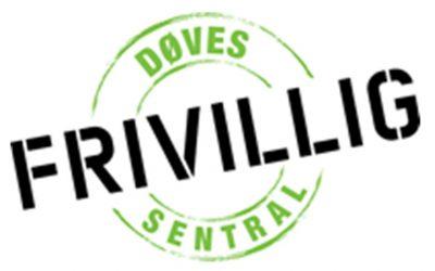 Døves frivilligsentral har digitalt årsmøte onsdag 13. mai kl. 18.00