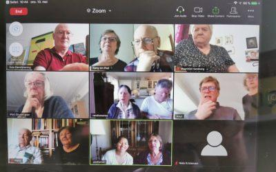 Historisk digital seniortreff