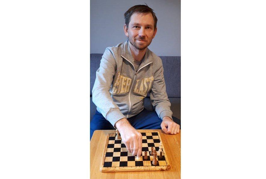 Sjakk-kurs – Lørdag 21. november kl. 09 – 19