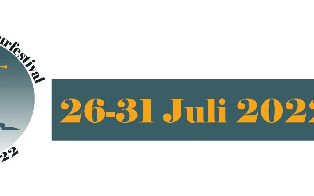 Døves nordiske kulturfestival 26. – 31. juli 2022 i Stavanger