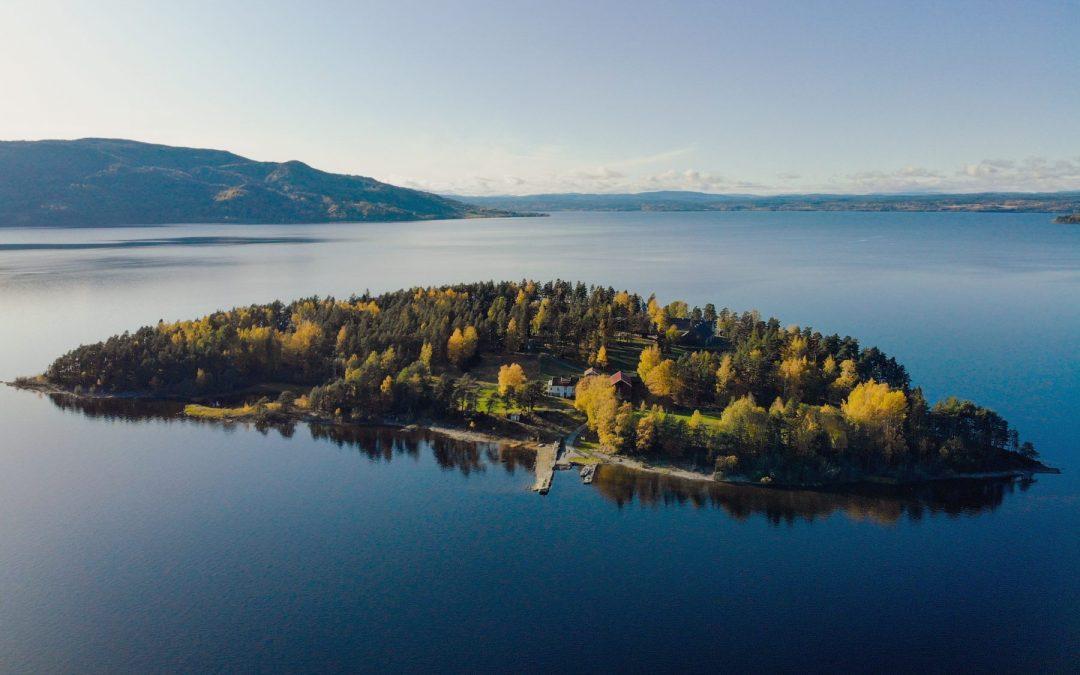 Omvisning på Utøya lørdag 16. oktober kl. 11.00